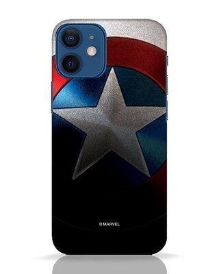 Shop Captain iPhone 12 Mini Mobile Cover-Front