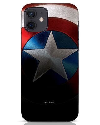 Shop Captain iPhone 12 Mobile Cover-Front
