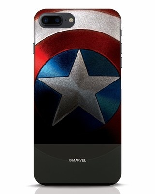 Shop Captain iPhone 7 Plus Mobile Cover-Front