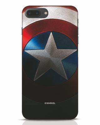Shop Captain iPhone 7 Plus Mobile Cover-Front