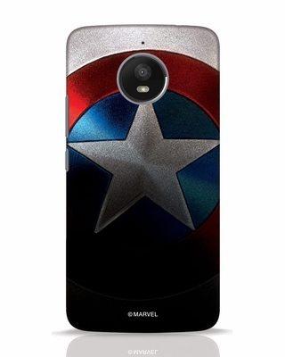 Shop Captain Moto E4 Plus Mobile Cover-Front