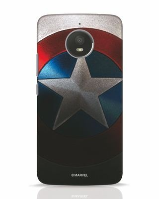 Shop Captain Moto E4 Plus Mobile Cover-Front