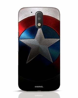 Shop Captain Moto G4 Plus Mobile Cover-Front