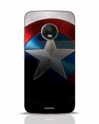 Shop Captain Moto G5 Plus Mobile Cover-Front