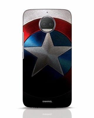 Shop Captain Moto G5s Plus Mobile Cover-Front