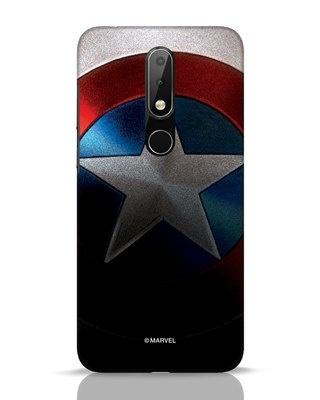 Shop Captain Nokia 6.1 Plus Mobile Cover-Front