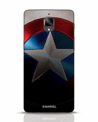 Shop Captain OnePlus 3 Mobile Cover-Front