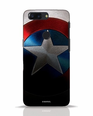 Shop Captain OnePlus 5T Mobile Cover-Front