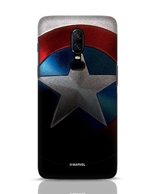 Captain OnePlus 6 Mobile Cover