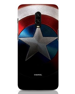 Shop Captain OnePlus 6T Mobile Cover-Front