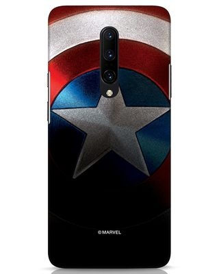 Shop Captain OnePlus 7 Pro Mobile Cover-Front