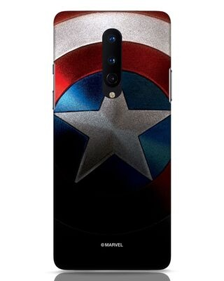 Shop Captain OnePlus 8 Mobile Cover-Front