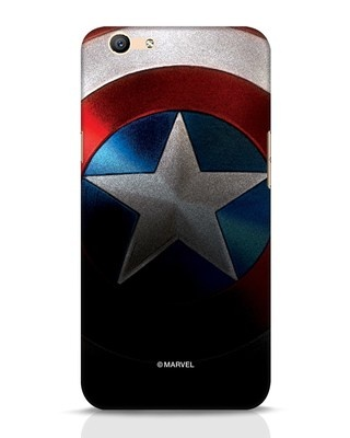 Shop Captain Oppo F1s Mobile Cover-Front