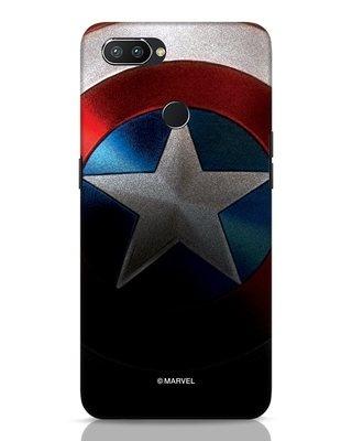 Shop Captain Realme 2 Pro Mobile Cover-Front