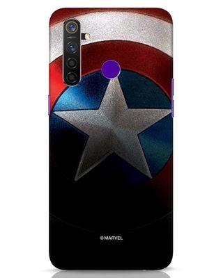 Shop Captain Realme 5 Pro Mobile Cover-Front