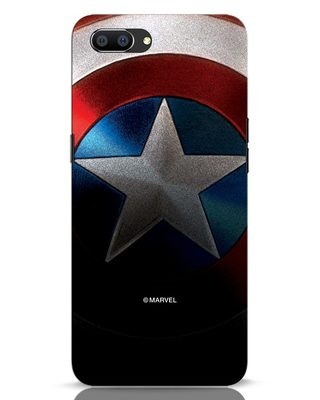 Shop Captain Realme C1 Mobile Cover-Front