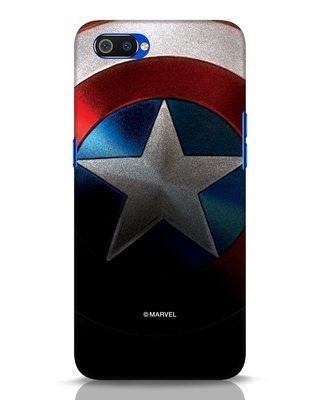 Shop Captain Realme C2 Mobile Cover-Front