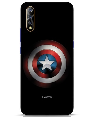 Shop Captain's Shield Vivo S1 Mobile Cover (AVL)-Front