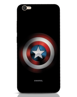 Shop Captain's Shield Vivo V5 Mobile Cover (AVL)-Front