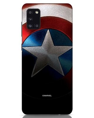 Shop Captain Samsung Galaxy A31 Mobile Cover-Front