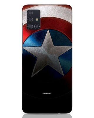 Shop Captain Samsung Galaxy A51 Mobile Cover-Front