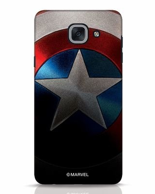 Shop Captain Samsung Galaxy J7 Max Mobile Cover-Front