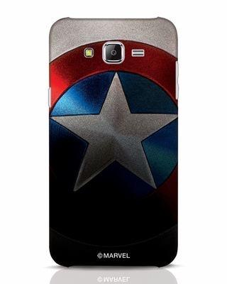 Shop Captain Samsung Galaxy J7 Mobile Cover-Front