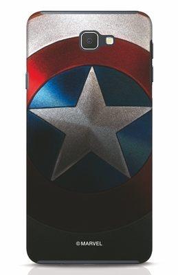 Shop Captain Samsung Galaxy J7 Prime Mobile Cover-Front