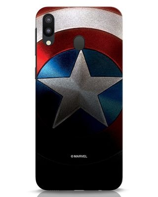 Shop Captain Samsung Galaxy M20 Mobile Cover-Front