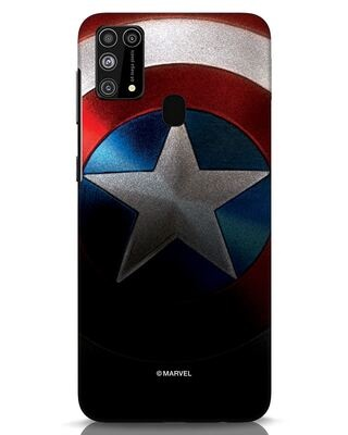 Shop Captain Samsung Galaxy M31 Mobile Cover-Front