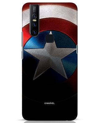 Shop Captain Vivo V15 Mobile Cover-Front