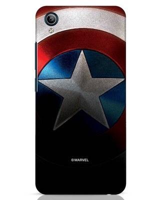Shop Captain Vivo Y91i Mobile Cover-Front