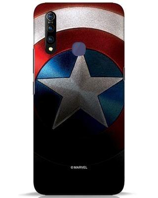 Shop Captain Vivo Z1 Pro Mobile Cover-Front