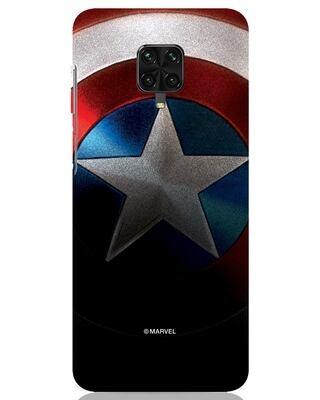 Shop Captain Xiaomi Poco M2 pro Mobile Cover-Front