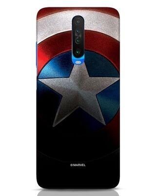 Shop Captain Xiaomi Poco X2 Mobile Cover-Front