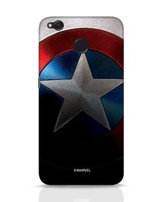 Shop Captain Xiaomi Redmi 4 Mobile Cover-Front