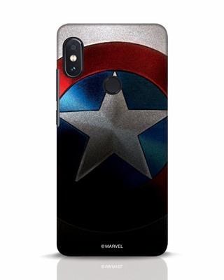 Shop Captain Xiaomi Redmi Note 5 Pro Mobile Cover-Front
