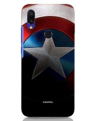 Shop Captain Xiaomi Redmi Y3 Mobile Cover-Front