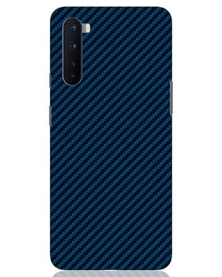 Shop Carbon Fiber OnePlus Nord Mobile Cover-Front