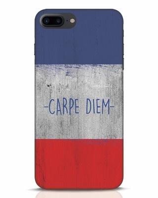 Shop Carpe Diem iPhone 7 Plus Mobile Cover-Front