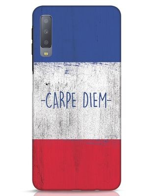 Shop Carpe Diem Samsung Galaxy A7 Mobile Cover-Front