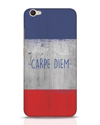 Shop Carpe Diem Vivo V5 Mobile Cover-Front
