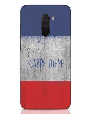 Shop Carpe Diem Xiaomi POCO F1 Mobile Cover-Front