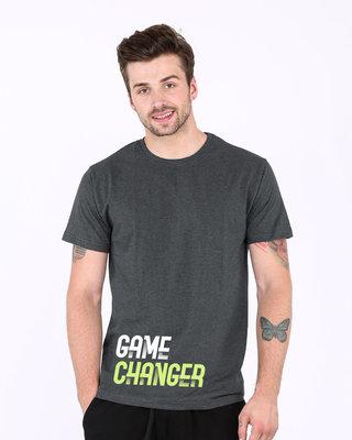 Buy Change The Game Half Sleeve T-Shirt Online India @ Bewakoof.com