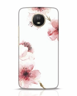 Shop Cherry Blossoms Moto G5s Mobile Cover-Front