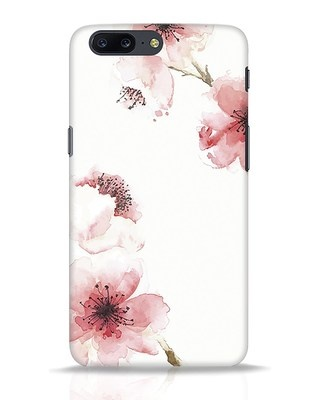 Shop Cherry Blossoms OnePlus 5 Mobile Cover-Front