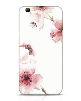 Shop Cherry Blossoms Oppo F1s Mobile Cover-Front