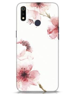 Shop Cherry Blossoms Realme 3i Mobile Cover-Front
