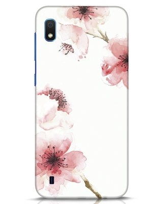Shop Cherry Blossoms Samsung Galaxy A10 Mobile Cover-Front