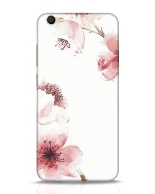 Shop Cherry Blossoms Vivo V5 Mobile Cover-Front
